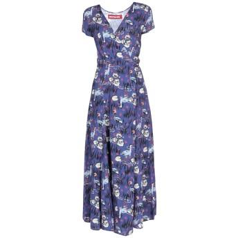 《セール開催中》GUARDAROBA by ANIYE BY レディース ロングワンピース&ドレス ブルー XS レーヨン 100%