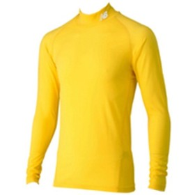 2c87f3b7e143e ニューバランス サッカー インナーシャツ ストレッチインナーシャツ イエロー New Balance JMTF7380-YLW