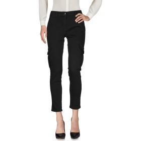 《期間限定セール開催中!》L'AIR DE RIEN レディース パンツ ブラック 27 紡績繊維