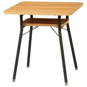 ダイニングテーブル 幅65cm 奥行65cm 高さ68cm 食卓テーブル ダイニング テーブル アンティーク調 おしゃれ 北欧 代引不可