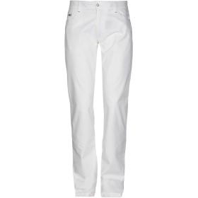 《期間限定セール開催中!》HARMONT & BLAINE メンズ パンツ ホワイト 50 コットン 98% / ポリウレタン 2%