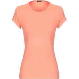 《期間限定 セール開催中》ASPESI レディース T シャツ オレンジ M コットン 100%