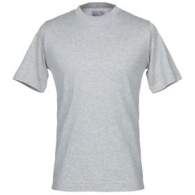 《期間限定 セール開催中》FEDELI メンズ T シャツ グレー 60 コットン 100%