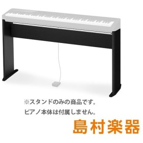 CASIO カシオ CS-68P BK 電子ピアノ スタンド 〔PX-S1000/PX-S3000専用〕 CS68P