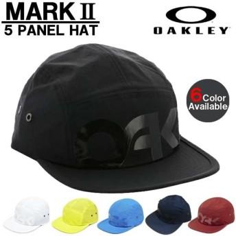 フラットビル キャップ 日本正規品 OAKLEY オークリー マーク2 5パネル ハット メンズ 911964