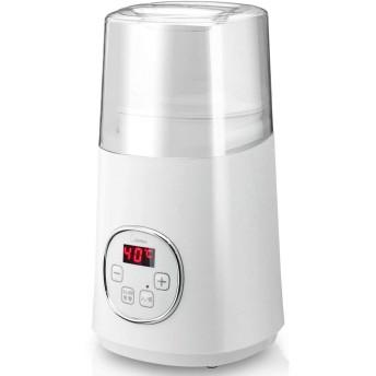 dretec(ドリテック) ヨーグルトメーカー カスピ海・ギリシャヨーグルト 簡単操作 甘酒 低温調理 YM-100WT