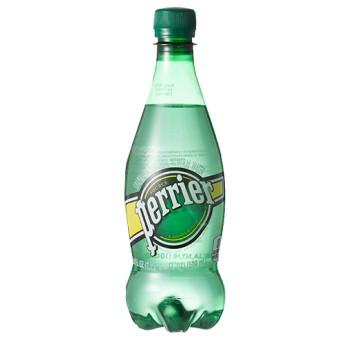 ペリエ ペットボトル ナチュラル 炭酸水 正規輸入品 (500mL24本入)