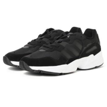 adidas / Yung 36 メンズ スニーカー BLACK 27