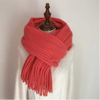 超人気 韓国ファッション 秋と冬 日系 暖かい 厚手 ショール 編み物 スカーフ