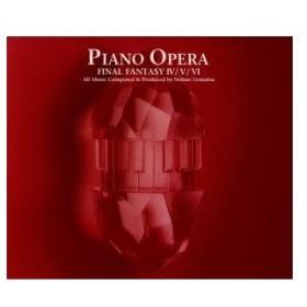 PIANO OPERA FINAL FANTASY IV/V/VI/(ゲーム・ミュージック)