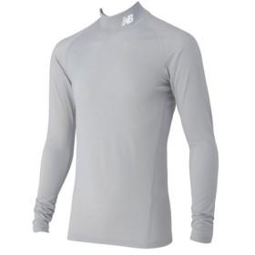ニューバランス サッカー インナーシャツ ストレッチインナーシャツ グレイ New Balance JMTF7380-GRY