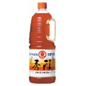 ヒガシマル醤油 秀醇 ハンディペット 1.8L
