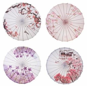 レースアンブレラ/日傘/和傘 中国のレトロアート油絵ダンスの傘コスプレパーティーインテリアプロップ /Blesiya Chin
