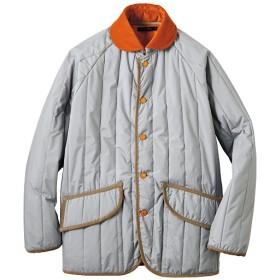 45%OFF【メンズ】 中綿ジャケット(エアコンダウン) ■カラー:グレーベージュ ■サイズ:LL,L,3L,M,5L