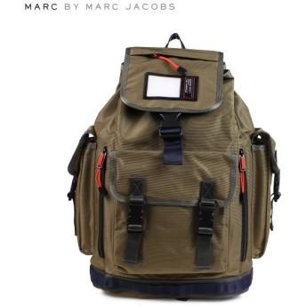マークバイマークジェイコブス MARC BY MARC JACOBS リュック バッグ バックパック レディース メンズ WALTER BACKPACK ブラウン M0006944