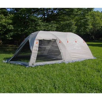 キャプテンスタッグ テント モンテ スクリーン2ルームドームテント(オルディナスクリーンツールームドームテント限定色モデル)