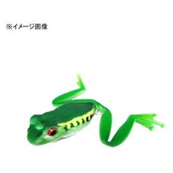 カハラジャパン バス釣り用ハードルアー ダイビング フロッグ用スペアーレッグ #8 アカメアマガエル