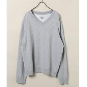 [マルイ]【セール】Tシャツ(SKU HEATHER V-NECK SWEATSHIRT)/ジャーナルスタンダード(メンズ)(JOURNAL STANDARD MEN'S)