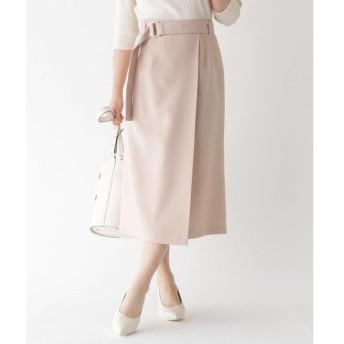 aquagirl / アクアガール ツイルラップ風スカート