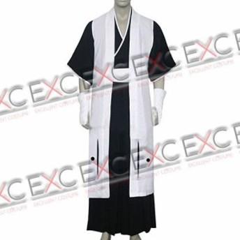 BLEACH(ブリーチ) 朽木白哉(くちきびゃくや) 風 コスプレ衣装