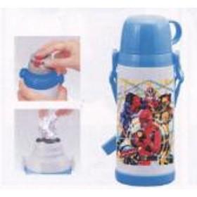 特命戦隊ゴーバスターズ ステンレスボトル水筒 370ml 小森樹脂