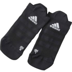 アディダス(adidas) (ジュニア ランニングソックス)アルファスキン ウルトラライト アンクルソックス 陸上 ソックス ECG34-CG2678