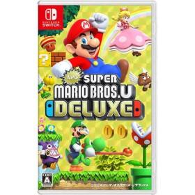Nintendo Switch New スーパーマリオブラザーズ U デラックス