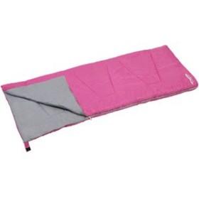 キャプテンスタッグ 封筒型シュラフ 洗えるシュラフ600   ピンク