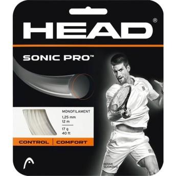 ソニック プロ HEAD ヘッド 硬式テニスストリングス (281028)