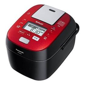 Panasonic 圧力IHジャー炊飯器5.5合炊き SR-SPX107-RK 元箱あり