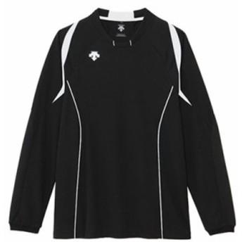 デサント(DESCENTE) L/S LIBHT GAME SHIRT 長袖ライトゲームシャツ DSS5510 BWH (メンズ)
