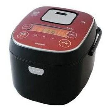 アイリスオーヤマ KRC-IE10-B(ブラック) 銘柄炊き IHジャー炊飯器 一升