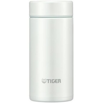 タイガー ステンレスミニボトル サハラマグ ホワイト 200ml 水筒