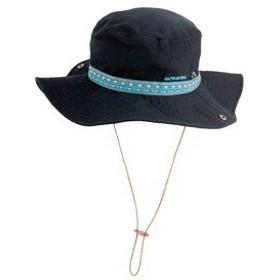 キャプテンスタッグ 帽子・防寒・エプロン トレッキング&シティーハット  フリー  ブラック