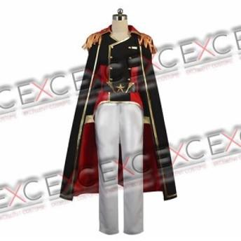 あんさんぶるスターズ 守沢千秋(もりさわちあき) 雛鳥と皇帝の凱旋 風 コスプレ衣装