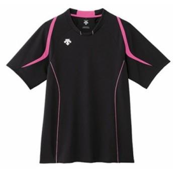 デサント(DESCENTE) H/S LIBHT GAME SHIRT 半袖ライトゲームシャツ DSS5520 BPK (メンズ)