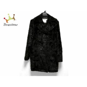 キャサリンハムネット KATHARINEHAMNETT コート サイズM レディース 黒 冬物   スペシャル特価 20190223