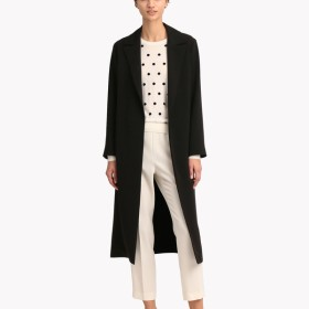 【Theory】Classic Crepe Simple Trench B