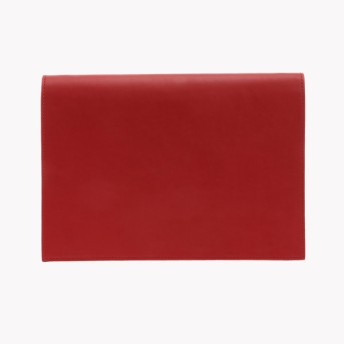 【Theory】Pressun Nappa Folded Clutch With Beading