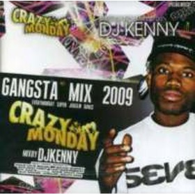 Crazy Monday Gangsta Mix / Golden Okurahoma【MixCD】