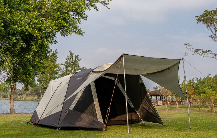 威力屋318帳篷 (送地布)