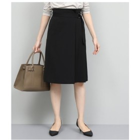 ROPE' / ロペ 【NOIE(ノイエ)】【セットアップ対応】ストレッチフレアベルト付きスカート
