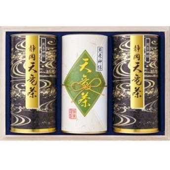 三盛物産 4944861066446 天竜茶詰合せ [煎茶神緑150g×3] TNR-100