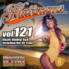 【洋楽CD・MixCD】Platinumz Vol.121 / DJ Bo[M便 1/12]