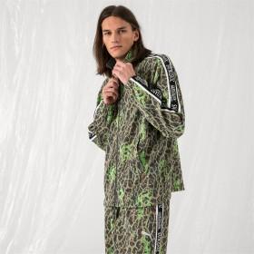 【プーマ公式通販】 プーマ PUMA x SANKUANZ TRACK TOP メンズ -Fluro green  CLOTHING PUMA.com