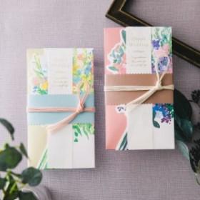 花を贈るご祝儀袋 Congrats Bouquet 結婚式 御祝儀袋 のし袋 金封 かわいい おしゃれ デザイナー WORLD1 ワールドワン ggs-03-04