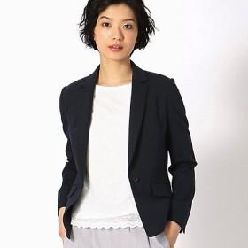 <COMME CA ISM (レディース)> 日本素材 ジャージー テーラード ジャケット(1220JL01) 09 【三越・伊勢丹/公式】