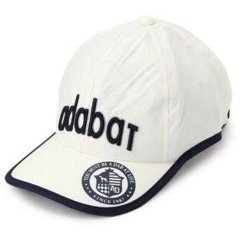 adabat / アダバット 【レイン アイテム メンズ】パイピング キャップ