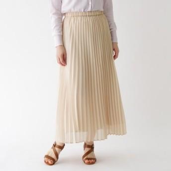 aquagirl アクアガール プリーツゴムスカート