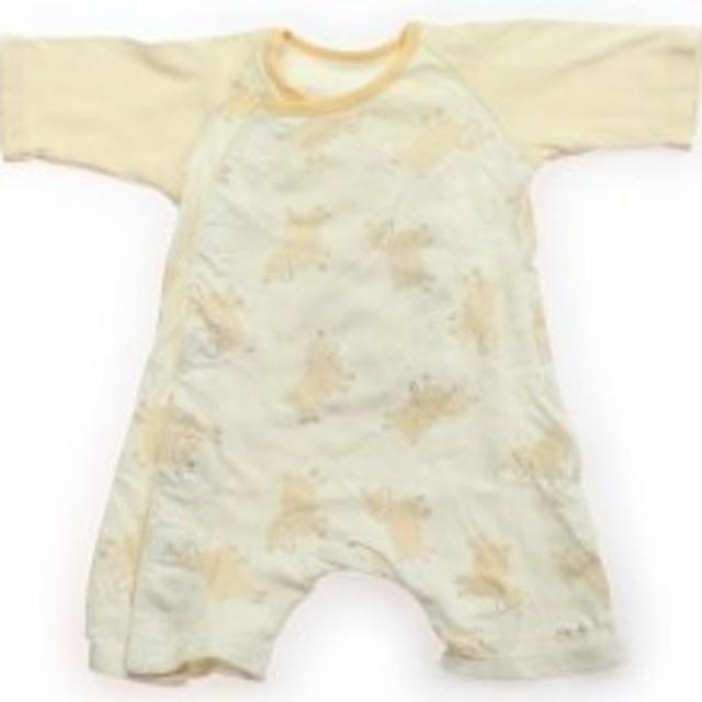92320a8f245ed  コンビミニ Combimini カバーオール 50サイズ 男の子 USED子供服・ベビー服